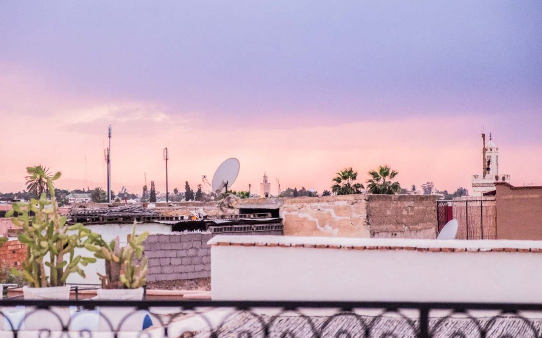 How to find the best riad in Marrakech.