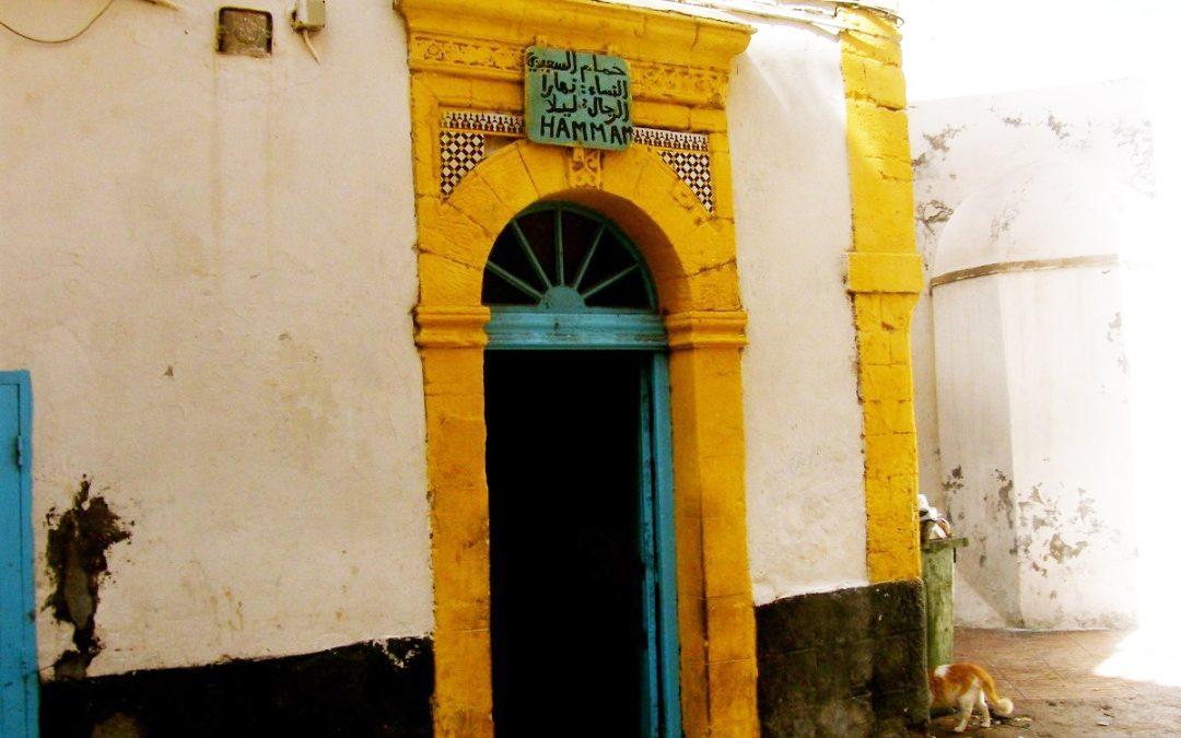 A traveler's beauty secrets: Surviving the real Moroccan hammam.