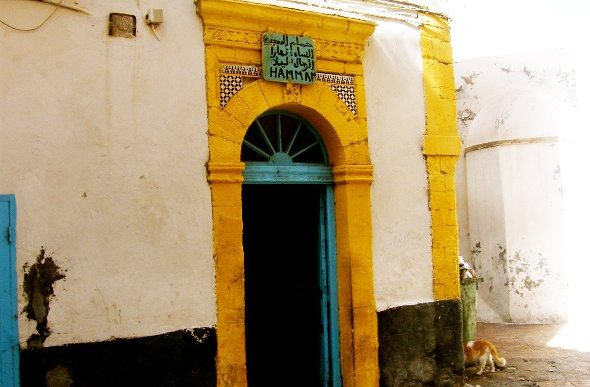 Want to learn how to survive a real Moroccan hammam? Head to Marrakech to find out the country's best kept beauty secret & shed some spaghetti.