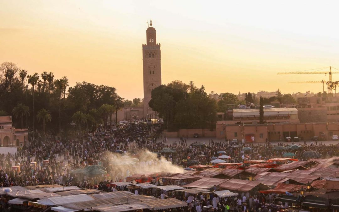 40 Reasons why you should visit Marrakech.