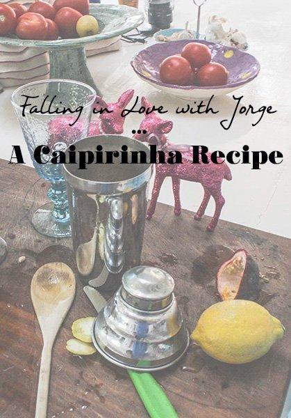 Caipirinha recipe | Brazil | Drink | Rum | Jorge Amado