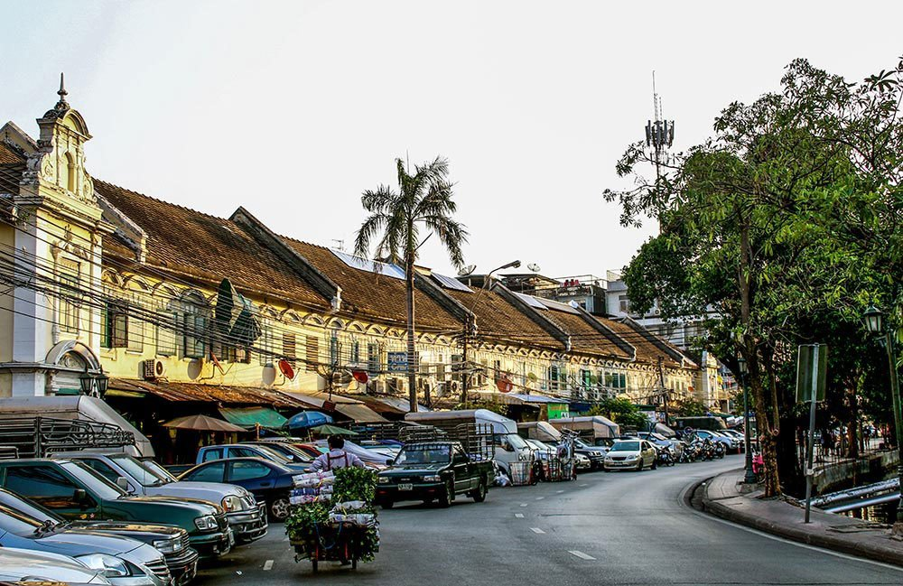 Old times, old town – Bangkok's most charming side.