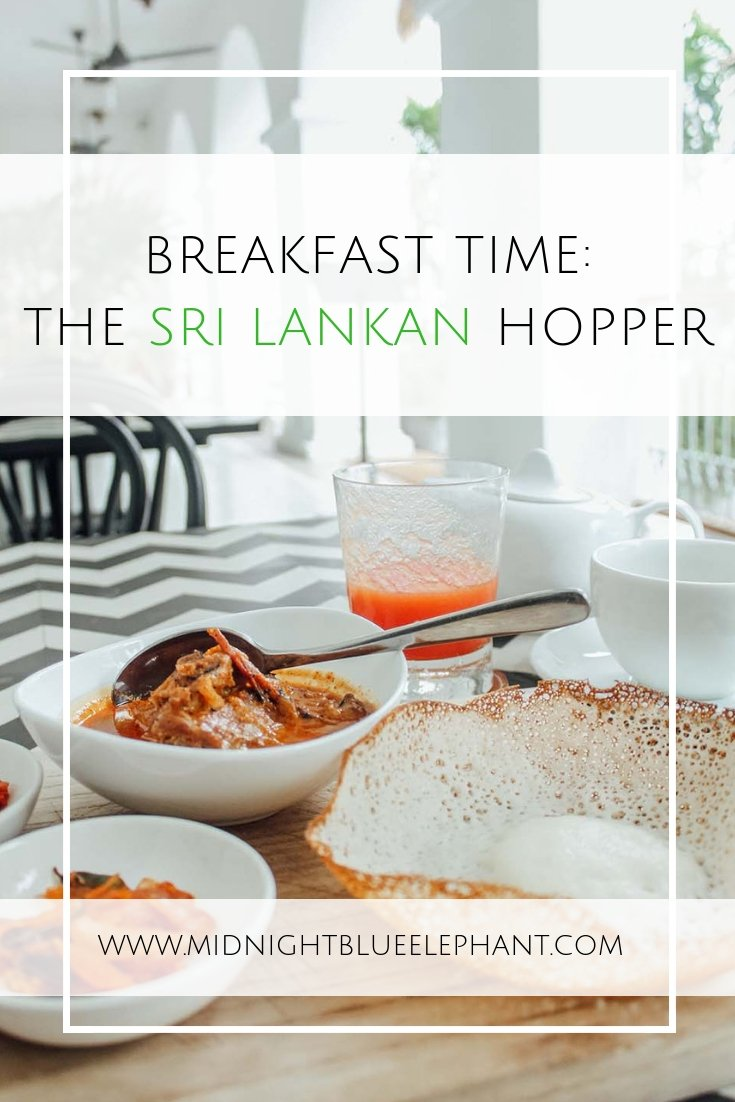 Looking for the best breakfast food in the world? Let me introduce you to the Sri Lankan hopper, a national treasure that actually tastes good at any time. #srilanka #hopper #srilankanhopper #breakfast