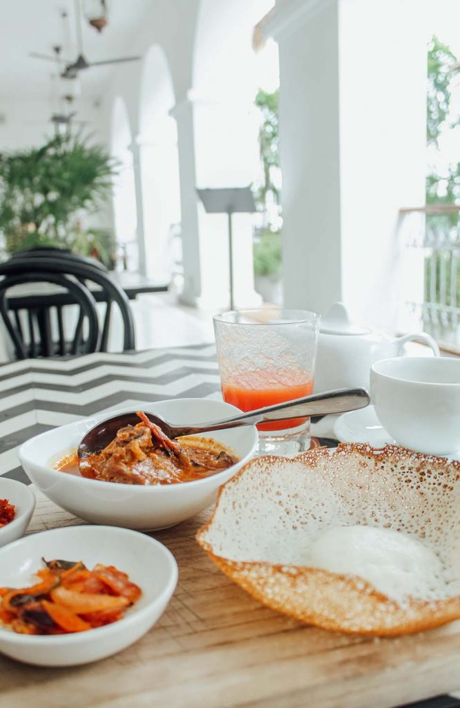 Looking for the best breakfast food in the world? Let me introduce you to the Sri Lankan hopper, a national treasure that actually tastes good at any time.