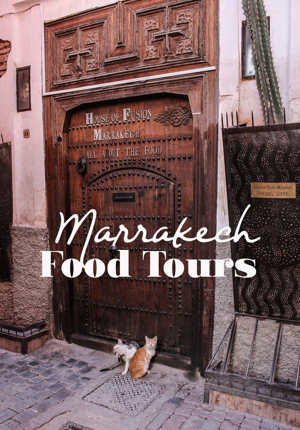 Marrakech Food Tour | Moroccan Food | Morocco | Tagine | Couscous