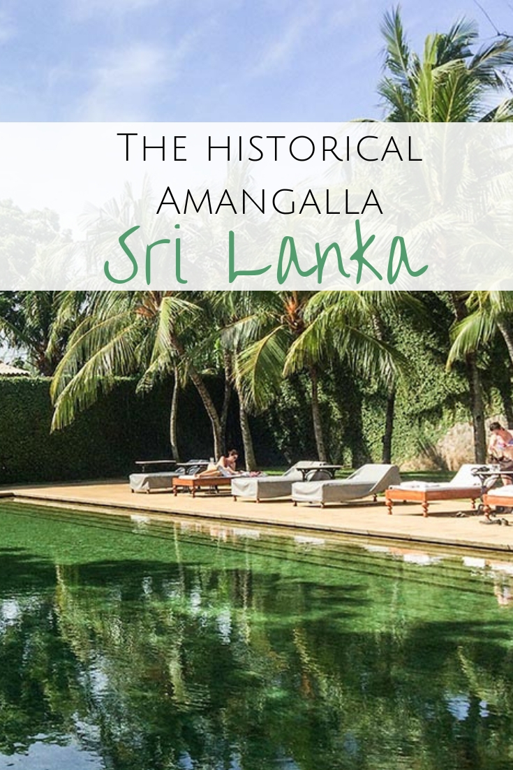 Looking for a historical luxury hotel in Sri Lanka? Head to Galle to stay at the beautiful Amangalla, the grande old lady of luxury hotels. #srilanka #aman Where to stay in Sri Lanka | Where to stay in Galle | Luxury hotels in Sri Lanka | Aman Resort in Sri Lanka | Best hotel in Galle, Sri Lanka