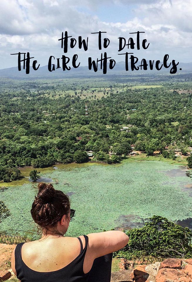 To be or not to be and how does it actually work to be with the girl who travels?