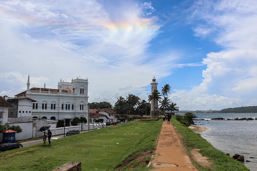 The Elephant Guide to Galle, Sri Lanka.