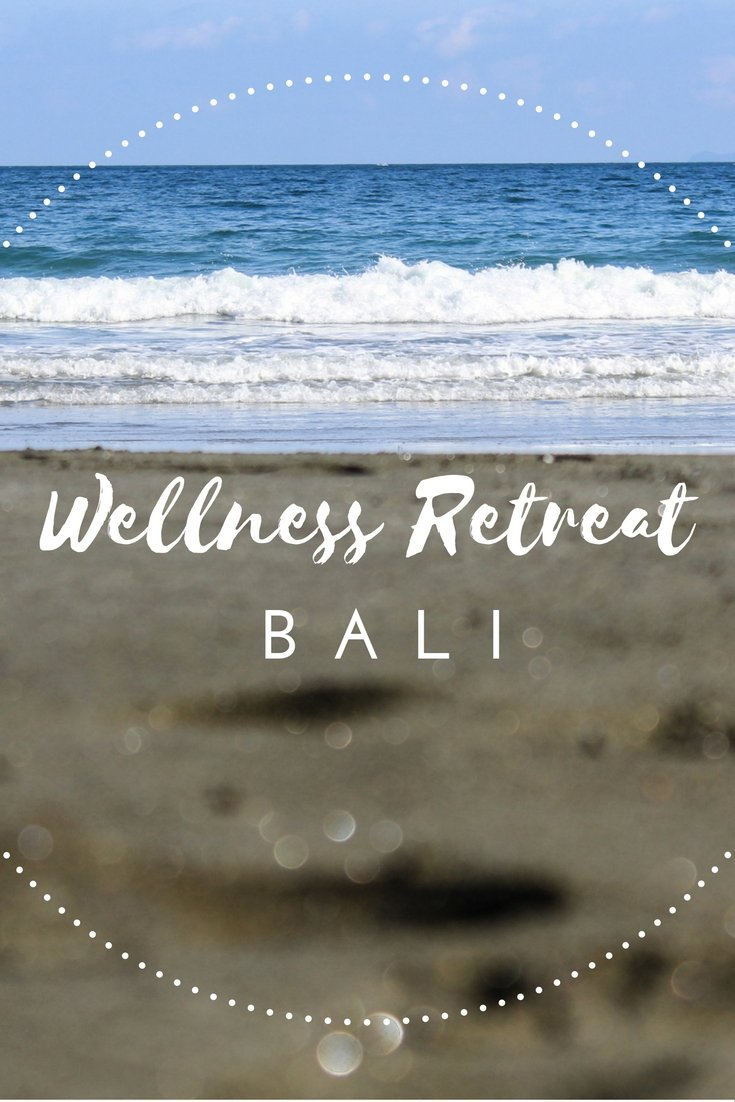 The cure for anything is saltwater - sweat, tears or the sea. Looking for the ultimate wellness retreat in Bali to get a dose of all three? Come along...
