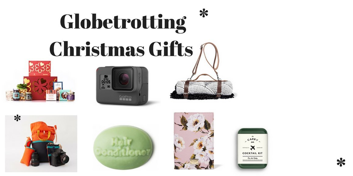 Globetrotting Christmas Gifts for Travelers