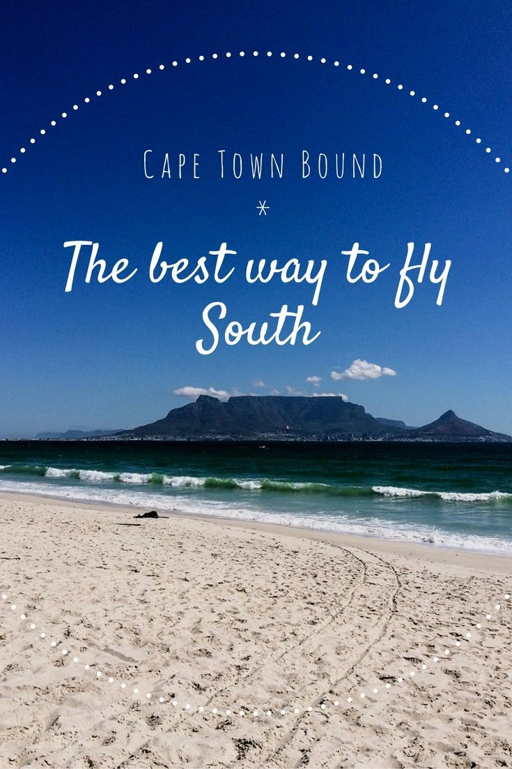Are you looking for a flight to Cape Town? Some thoughts on what coming home means to me & which airline I recommend.