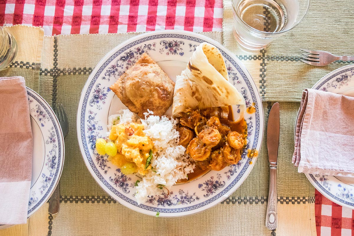 Exploring India through its food was my favorite in Delhi and Kerala. Here are my best tips on how to avoid getting sick in India and eat everything.