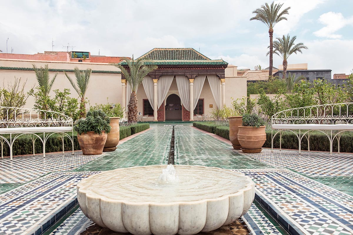 Where are the best places to take photos in Marrakech? Look no further because with #magicalmorocco I show you the most Insta-worthy places.