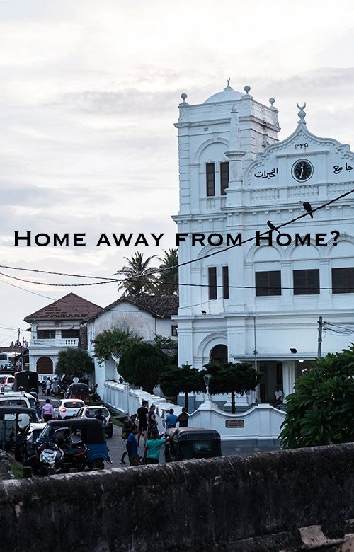 Home away from Home | Solo Travel | Colombo, Sri Lanka