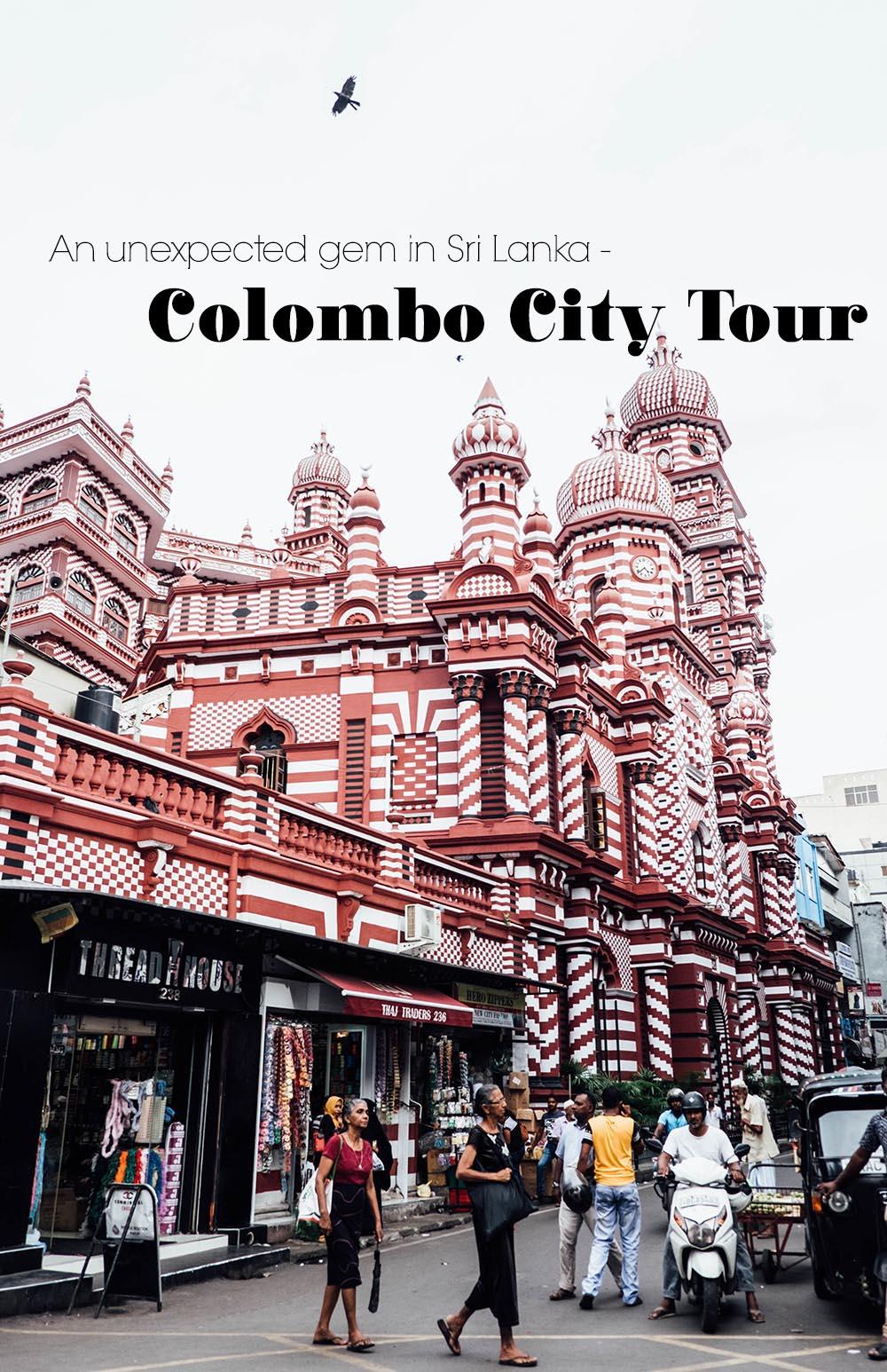 Colombo City Tours   Sri Lanka   Responsible Tourism   Sri Lanka Food tours