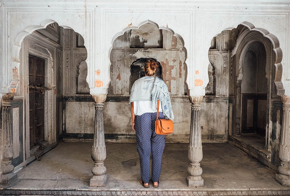 Think Pink – The Elephant's Guide to Jaipur.