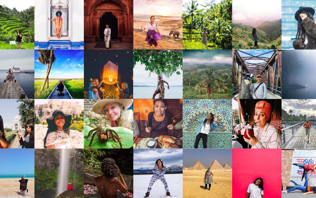 Best of Instagram – #realwomentravel