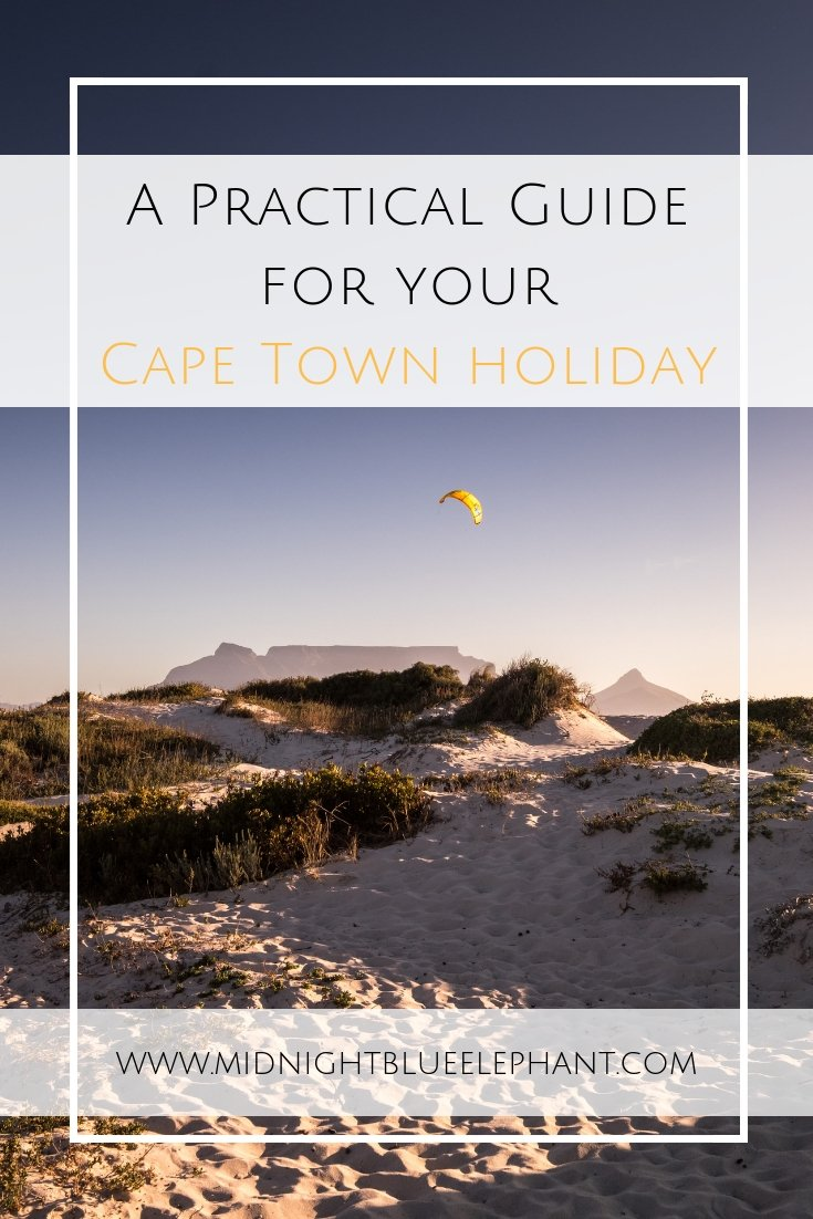 Planning a Cape Town holiday? A practical guide on how to get around, stay safe & what to expect for traveling to Cape Town, South Africa's Mothercity. Read more about some of the best beaches like Kraal Baai, Clifton and Llandudno, safety tips when driving, and what do and see in Cape Town and the Cape Peninsula. #southafria #visitcapetown #capetown #tablemountain #cliftonbeach #atlanticocean