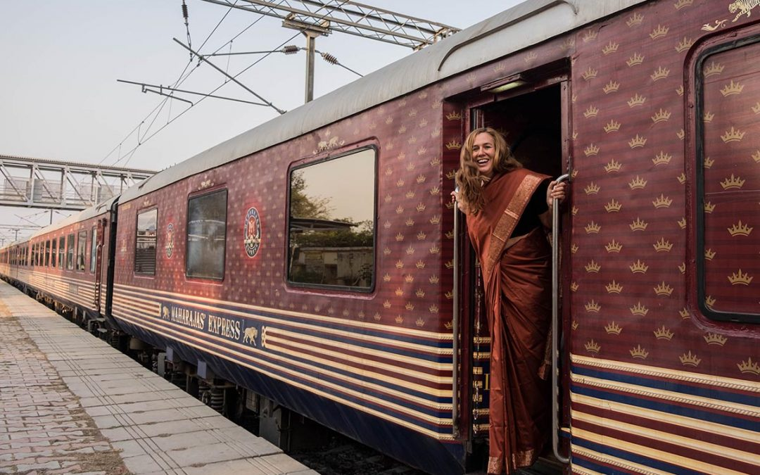 All aboard the Maharajs Express! What it is really like on a luxury train in India.