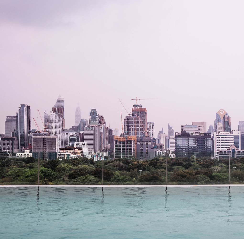 Getting a Thai massage is a good enough reason for a trip to Bangkok or Phuket. But where to go? Here my favorite places for the best massage in Thailand - city, beach & mountain views included! #thailand #massage #thaimassage #bangkok