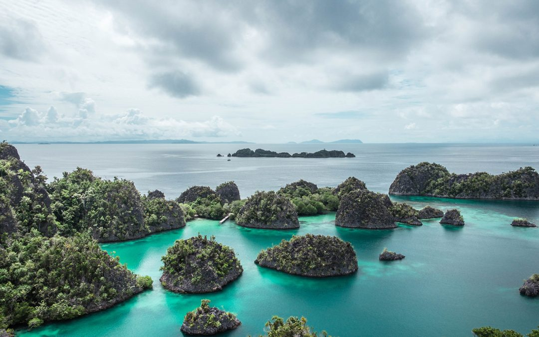 Live from a Liveaboard – Scuba Diving in Raja Ampat.