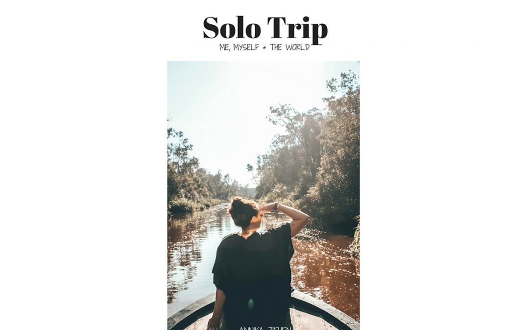 Solo Trip Book – Me, Myself & the World.