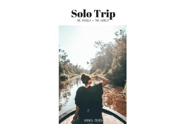 Are you looking for solo travel inspiration and tips? The English ebook version of my book Solo Trip - Me, Myself & the World is now for sale on my blog.