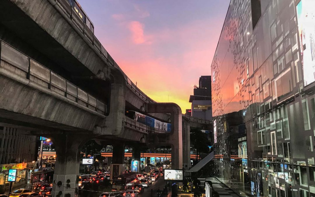 The Ultimate Guide on where to stay in Bangkok.