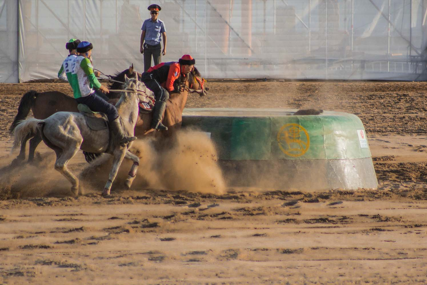 Have you heard of Kok Boru, the headless goat polo, a traditional Kyrgyz horseback competition? Follow me to the World Nomad Games in Kyrgyzstan to the shores of the Issyk-Kul lake.