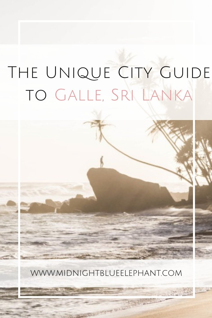 Sri Lanka's most charming city is historical Galle in the south. A unique guide with things to do in Galle, best hotels, restaurants & how to get there. #srilanka #galle  What to do in Galle | Places to see in Galle | Where to sleep in Galle | Best restaurants in Galle, Sri Lanka