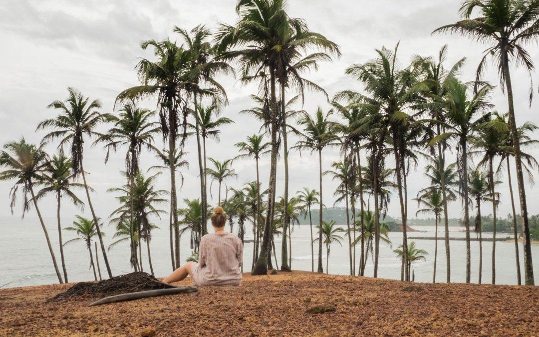 The Ins & Outs of visiting Mirissa Beach, Sri Lanka.