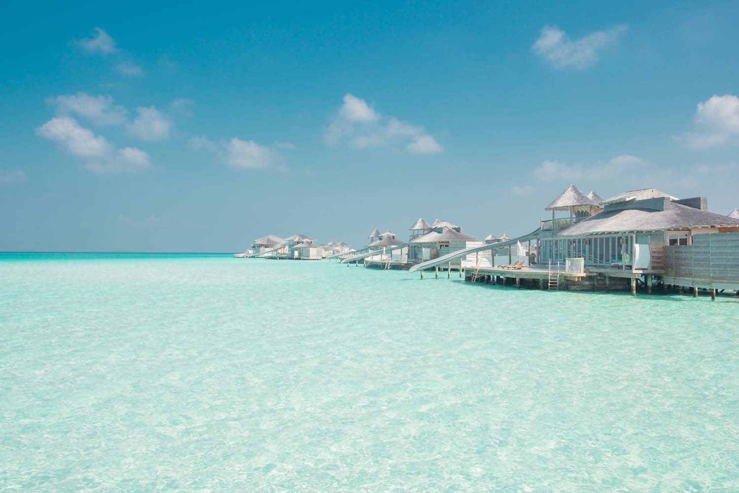 Looking for the best Maldives overwater bungalow? Read on what it is all about to stay at Soneva Jani, sleep at a water villa with your own slide & retractable roof to fall asleep under the stars.