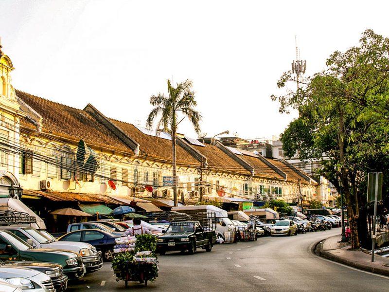old town bangkok