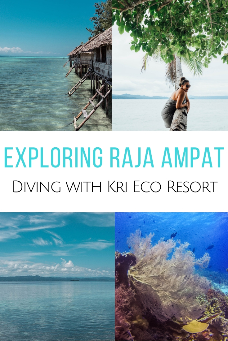 Raja Ampatone, Indonesia of the best diving in the world. Stay at Kri Eco Resort where barefoot luxury & the best dives in Indonesia await.  Explore dive sites like world-famous Cape Kri, Aborek Jetty and the Passage for exciting diving in Raja Ampat. #rajaampat #indonesia #scuba #scubadiving  Diving in Raja Ampat   Diving with Kri Eco Resort   Where to stay in Raja Ampat   Scuba diving at Kri Eco Resort   Scuba diving in Indonesia   Best dive sites in Raja Ampat