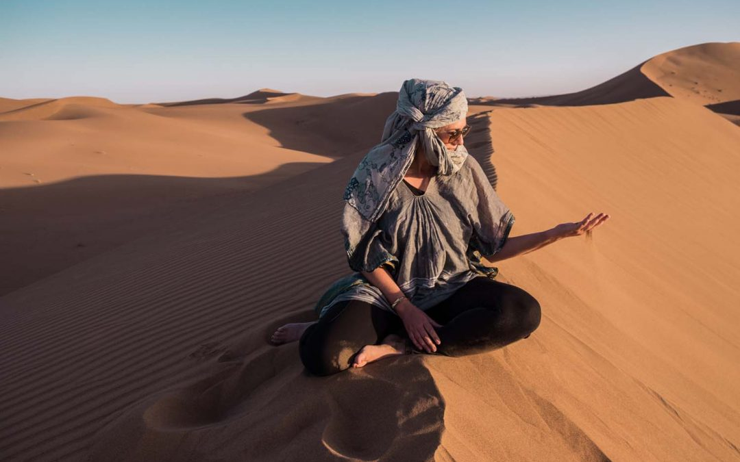 Morocco Desert Tours for Solo Female Travelers.