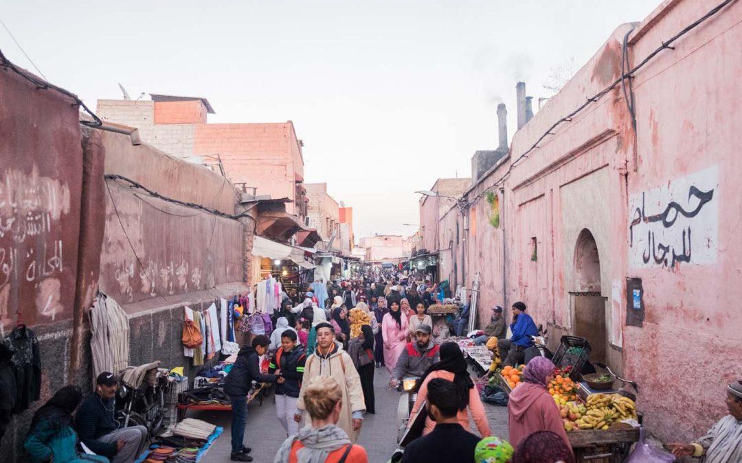 Marrakech Food Tours.