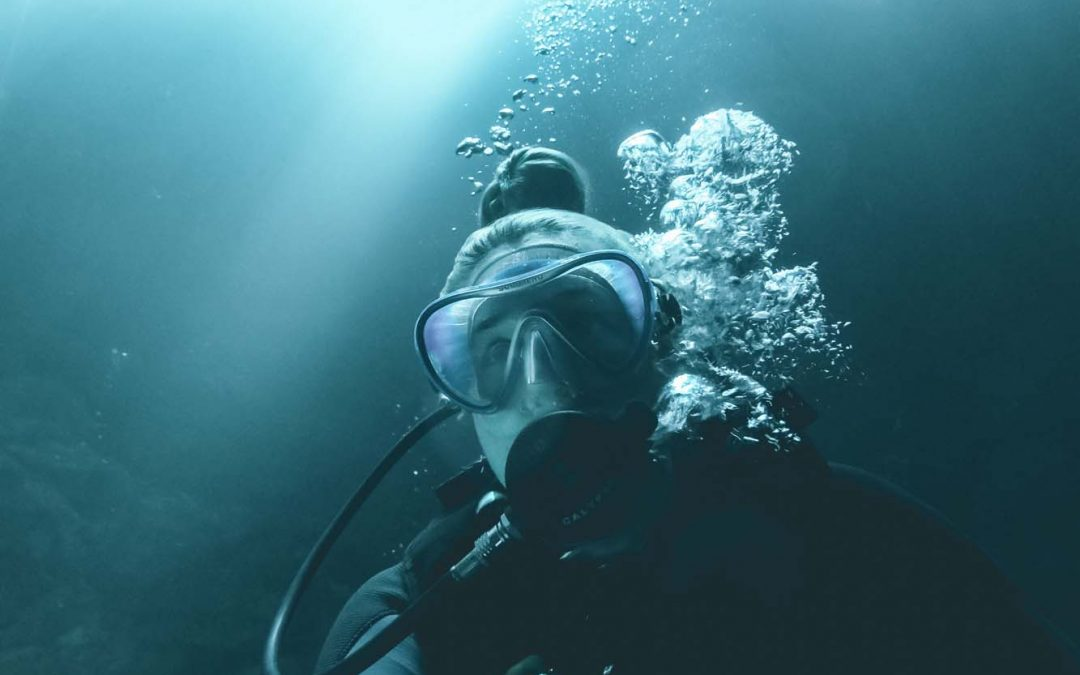 Moving over to the dark side – Cenote Diving in Tulum, Mexico.