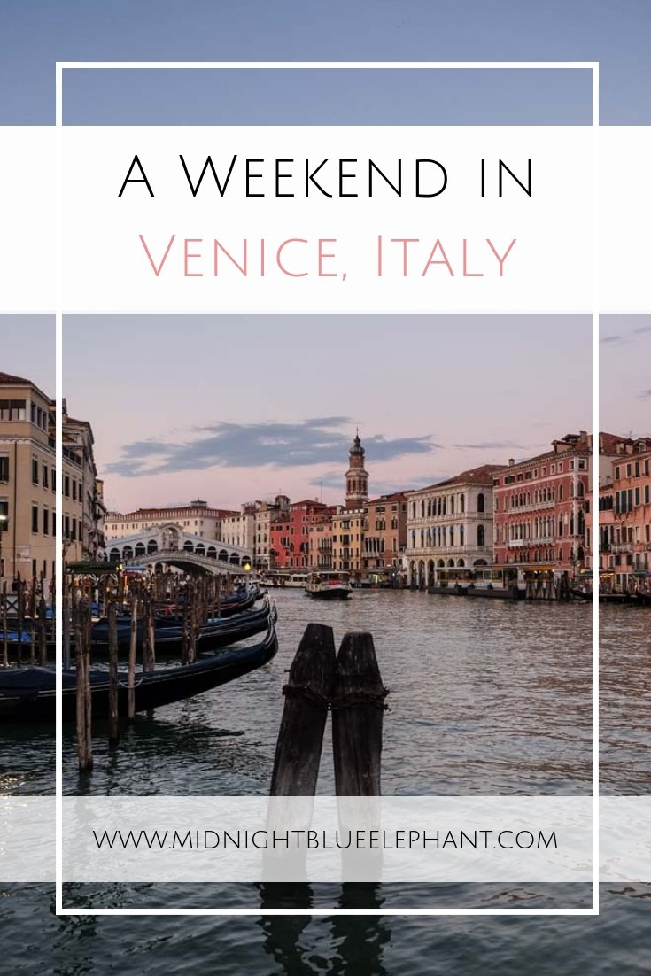 Crowded & expensive but still Venice, Italy is worth a trip. How to spend a weekend in Venice, what to see, what to skip and where to eat the best spaghetti. How to get around the canals with the vaporetti, where to drink the best prosecco with view on the Grand Canal, accommodation in Venice for all budgets, and whether you should splurge on a gondola ride. #venice #italy #grandcanal #italianfood #piazzasanmarco #gondola
