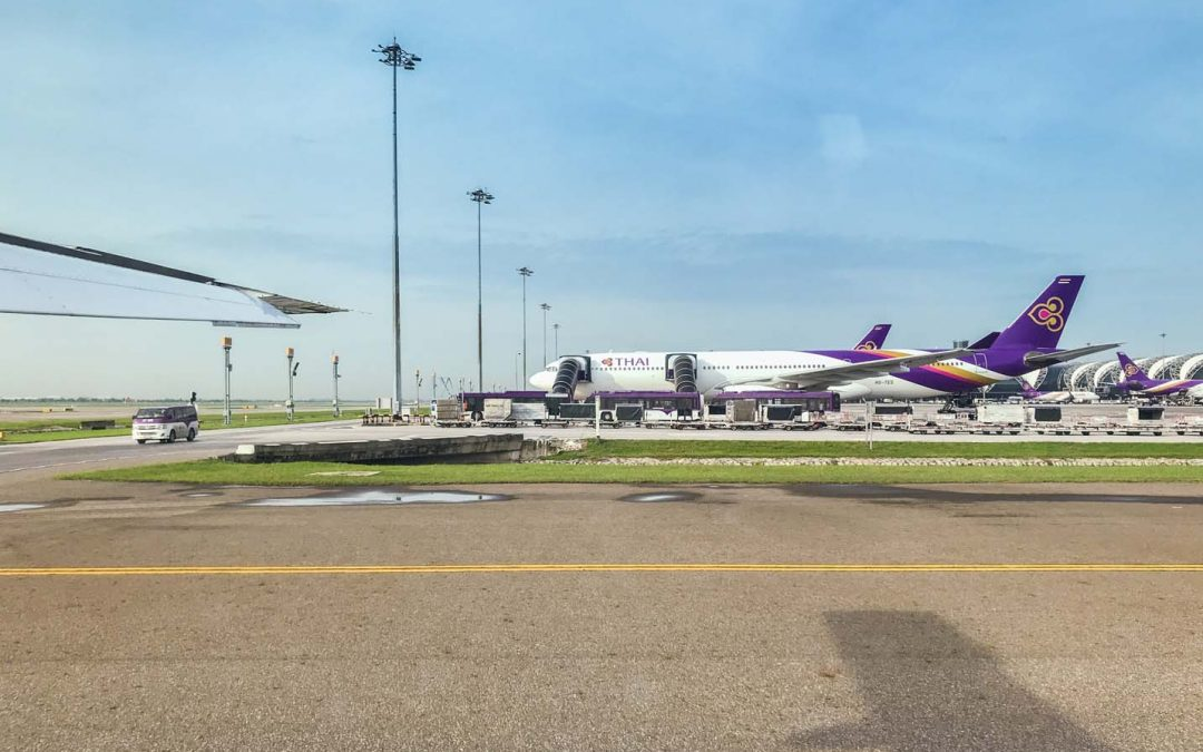 Thai Airways Review – Not another business class review.