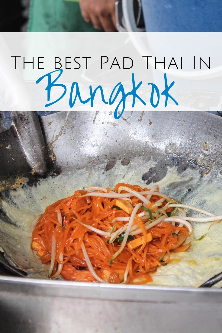 The best Pad Thai in Bangkok? It is not where you may think it is! Ignore Thip Samai as I will introduce you to the real deal & tell you why it is the best. #Bangkok #thailand #padthai Where to eat Pad Thai in Bangkok | Pad Thai restaurants in Bangkok | What is Pad Thai | Where to find the best Bangkok Pad Thai | Pad Thai Noodles