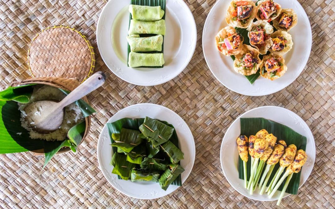 Masterchef Indonesia – A Cooking Class in Bali.