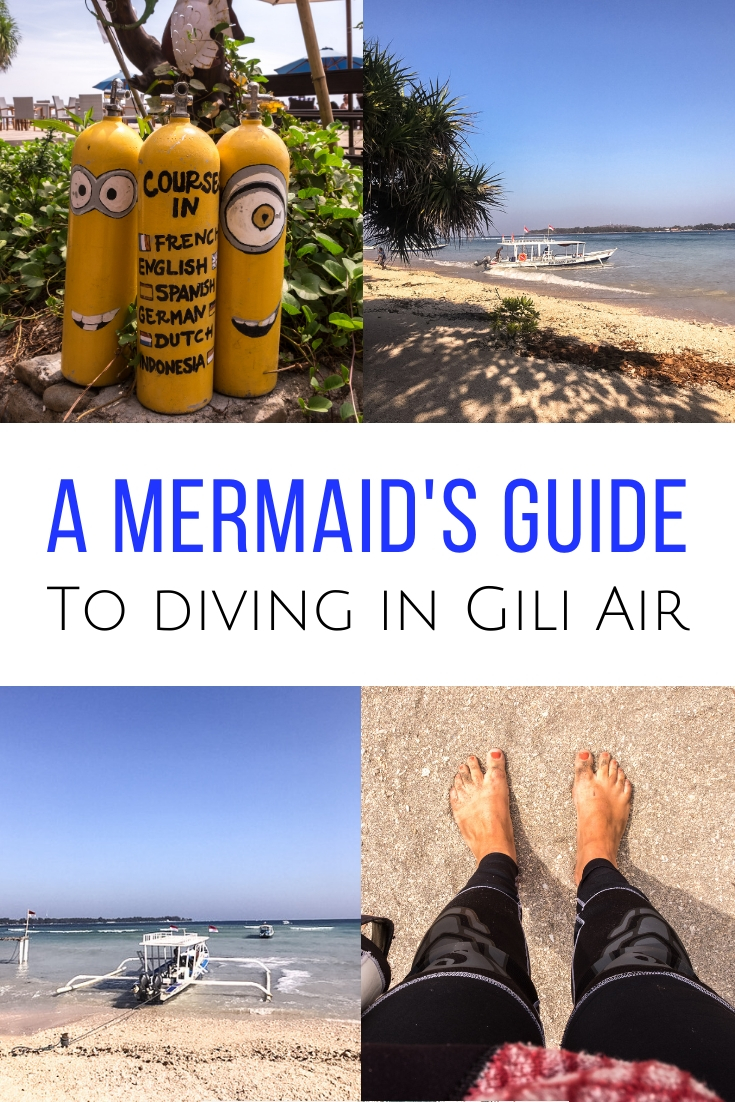 The Gili islands off the coast of Lombok offer some of the best diving in Indonesia. Gili Air Divers is the perfect base to find frogfish, turtles & sharks.   #indonesia #lombok #giliair  Where to dive in Gili Air | Diving in the Gili Islands | Diving in Lombok | Best dive sites in Gili Air | Best Dive Centers in Gili Air | Where to dive in the Gili Islands