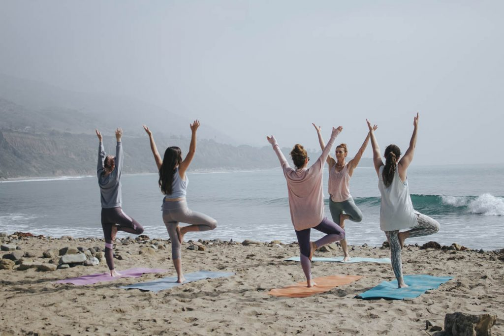 12 Places for Yoga in Cape...